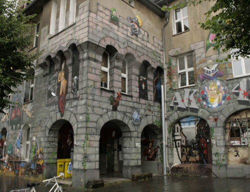 Renaissance-Grafitty